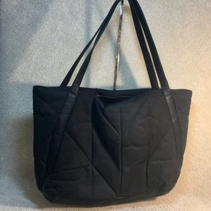 NWTS Urban Outfitter BDG Quilted Weekender Tote